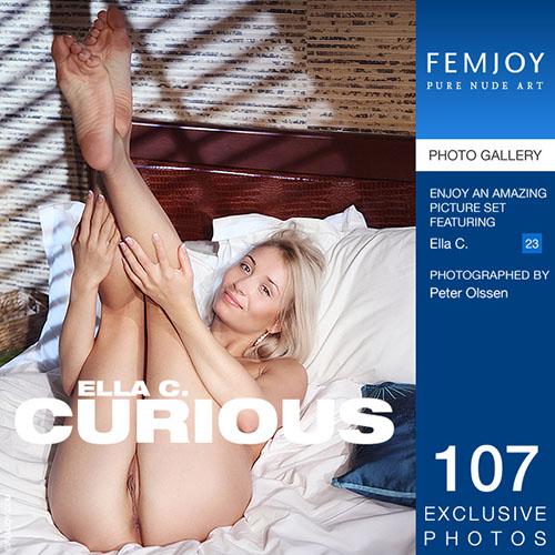 """Ella C """"Curious"""""""