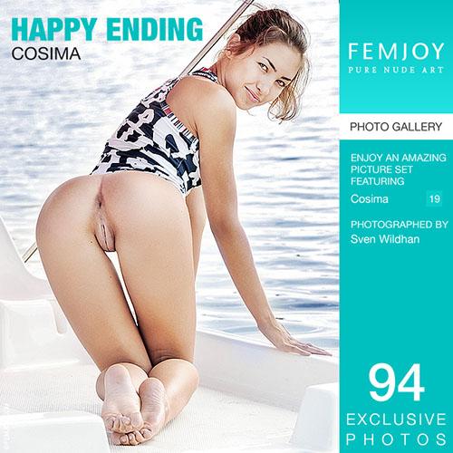 """Cosima """"Happy Ending"""""""