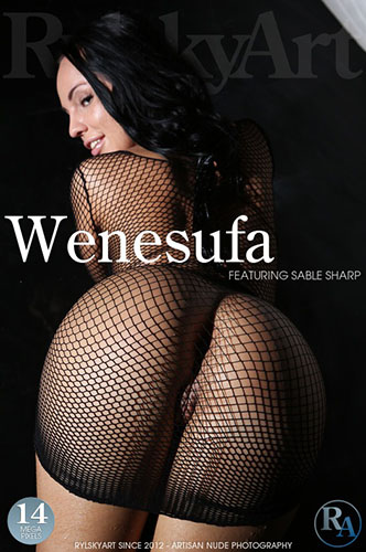 "Sable Sharp ""Wenesufa"""