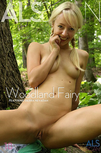 """Sierra Nevadah """"Woodland Fairy"""""""