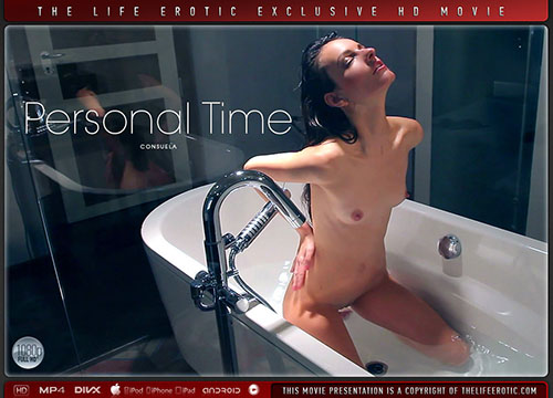 """Consuela """"Personal Time"""""""