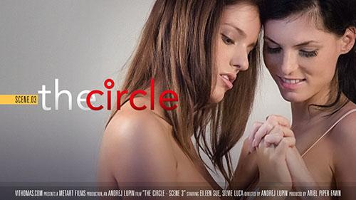 "Eileen Sue & Silvie Luca ""The Circle Scene 3"""