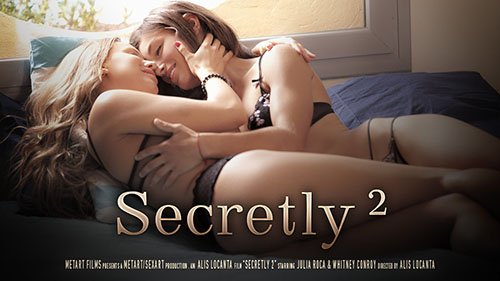 "Julia Roca & Whitney Conroy ""Secretly 2"""