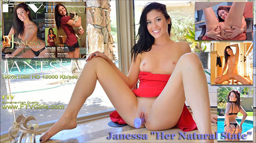 """Janessa """"Her Natural State"""""""