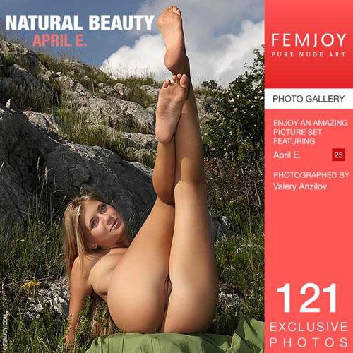 "April E ""Natural Beauty"""