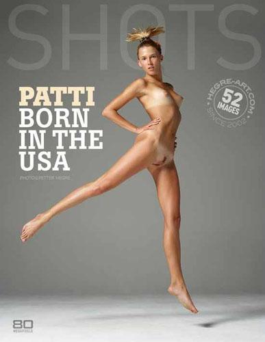 """Patti """"Born In The USA"""""""