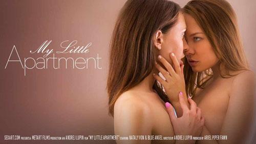 """Blue Angel & Nataly Von """"My Little Apartment"""""""