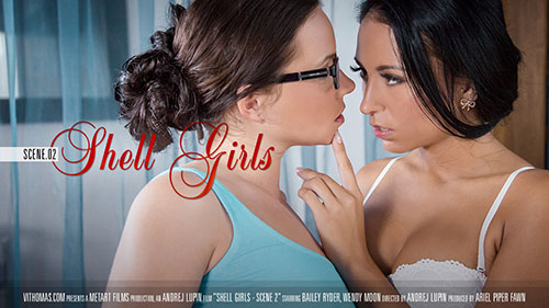 "Bailey Ryder & Wendy Moon ""Shellgirls Scene 2"""