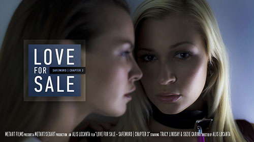 """Suzie Carina & Tracy Lindsay """"Love For Sale - Safeword - Chapter 3"""""""