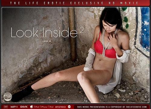 """Lana W """"Look Inside 2"""""""