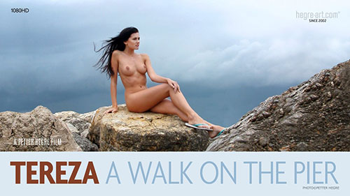"Tereza ""A Walk On The Pier"""