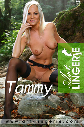 Art-Lingerie. Tammy