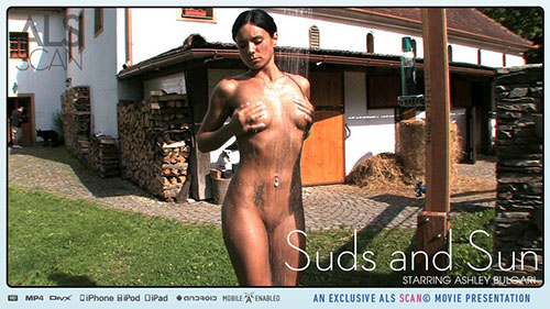 "Ashley Bulgari ""Suds and Sun"""
