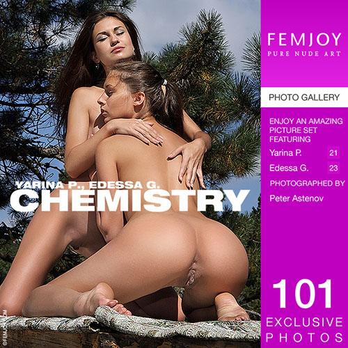 """Edessa G & Yarina P """"Chemistry"""""""