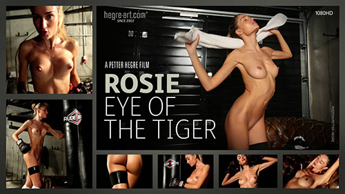 "Rosie ""Eye of the Tiger"""