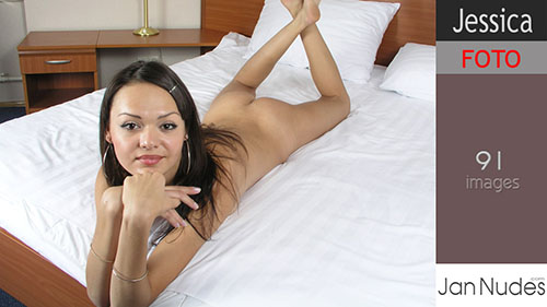 """Jessica """"Blue Bed"""""""