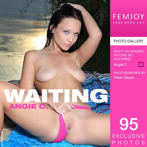 """Angie C """"Waiting"""""""