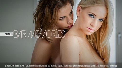 "Hanna Sweet & Kiara Lord ""Bar Memories Scene 3"""