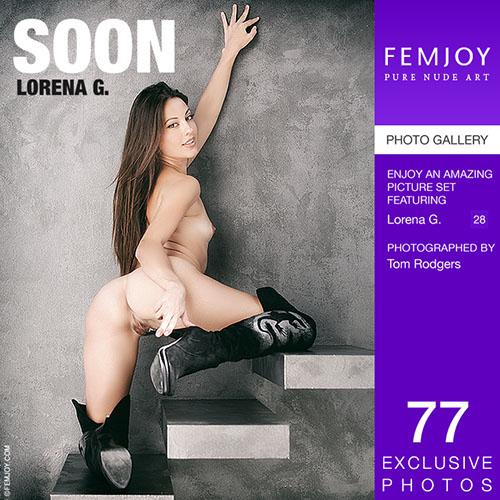 "Lorena G ""Soon"""