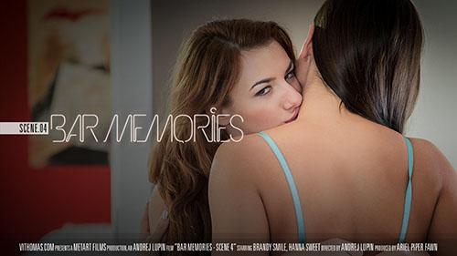 """Brandy Smile & Hanna Sweet """"Bar Memories Scene 4"""""""