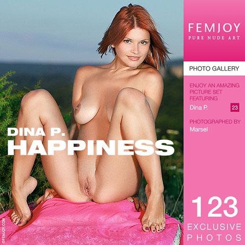 """Dina P """"Happiness"""""""