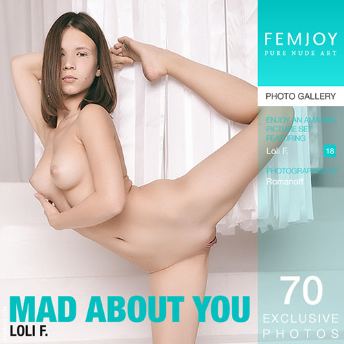 """Loli F """"Mad About You"""""""