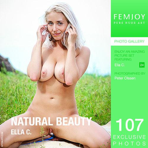 """Ella C """"Natural Beauty"""""""