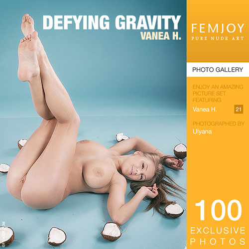 "Vanea H ""Defying Gravity"""