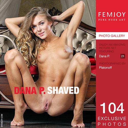 """Dana P """"Shaved"""""""