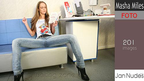 "Masha Miles ""Waiting Zone"""