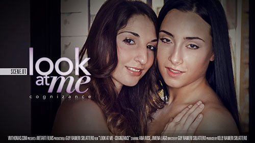 "Ana Rose & Ava Courcelles ""Look At Me Episode 2 Etiquette"""
