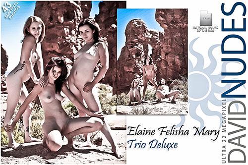 "Elaine, Felisha & Mary ""Trio Deluxe"""