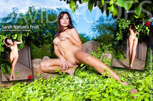 """Sarah """"Natures Fruit"""""""