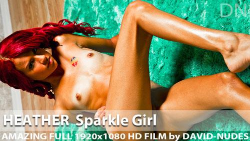 "Heather ""Sparkle Girl"""