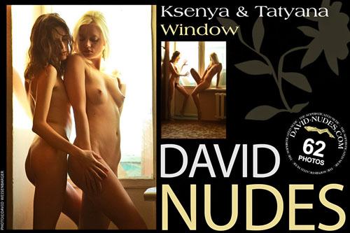 """Ksenya & Tatyana """"Window"""""""