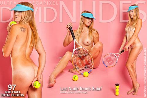 "Laci ""Nude Tennis Babe 1"""