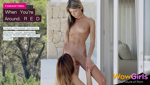 """Candy Sweet & Gina Gerson """"When Youre Around"""""""
