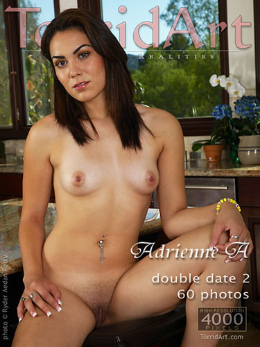 Adrienne A – Double Date Part I-II""