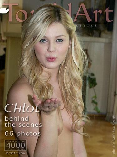 """Chloe """"Behind the Scenes"""""""