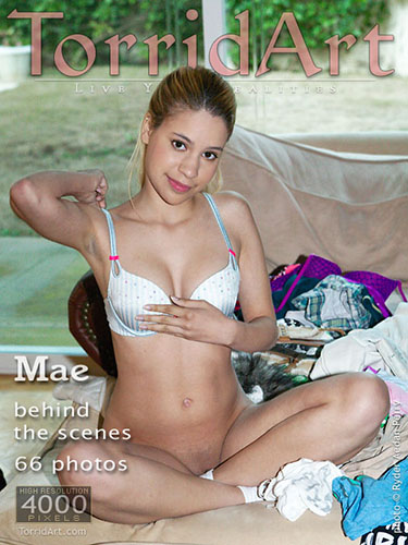 """Mae """"Behind the Scenes"""""""