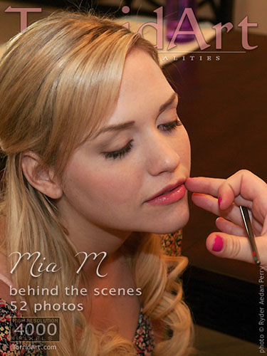 "Mia M ""Behind the Scenes"""