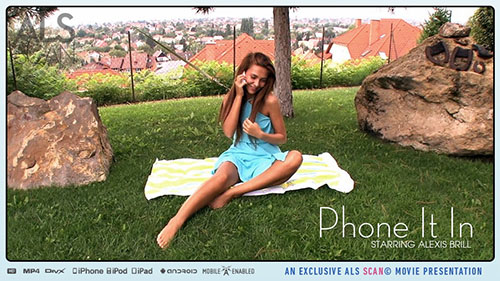 "1428831550_all-ero-1091 Alexis Brill ""Phone It In"""