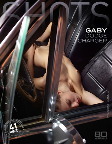 """1429773948_all-ero-1645 Gaby """"Dodge Charge"""""""