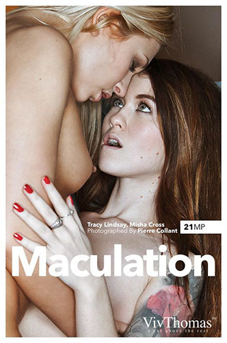 "1430210616_all-ero-1904 Misha Cross & Tracy Lindsay ""Maculation"""
