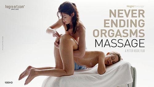 "Charlotta & Lola ""Never Ending Orgasms Massage"""