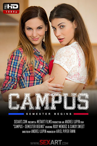 "1430640279_all-ero-2157 Candy Sweet & Roxy Mendez ""Campus Episode I - Semester Begins"""
