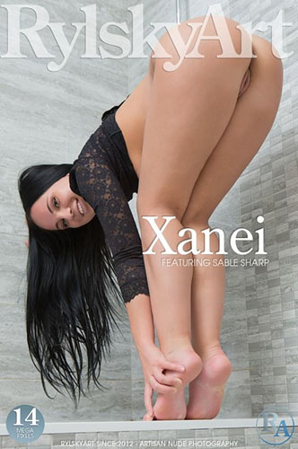 """1431331199_all-ero-2548 Sable Sharp """"Xanei"""""""