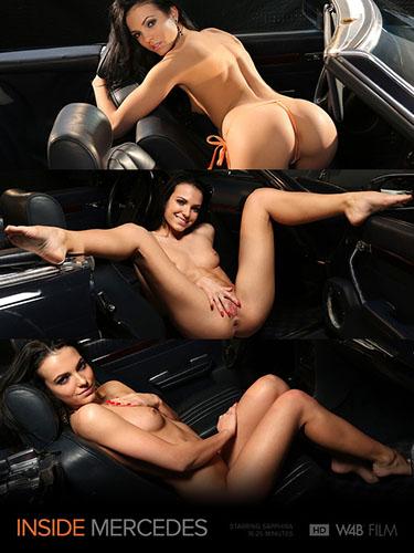 """Sapphira """"Inside Mercedes"""""""