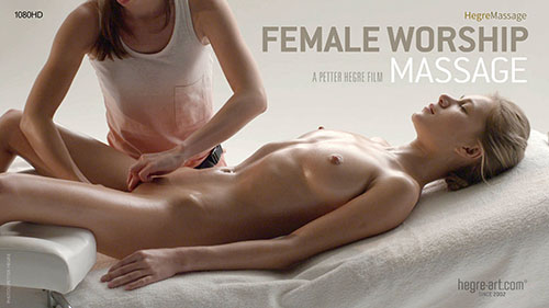 "Darina L ""Female Worship Massage"""