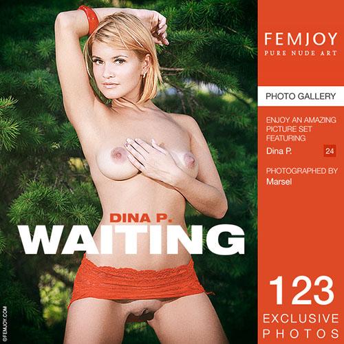 """Dina P """"Waiting"""""""